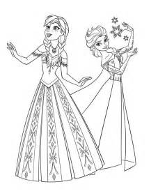 frozen coloring pages pdf and elsa coloring page check out our new frozen