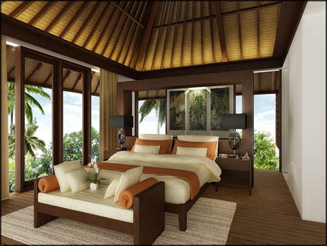 bali style home decor balinese interior design bedroom ungasan villas