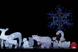 christmas animal lights free stock photo public domain
