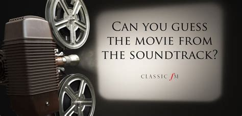 movie themes audio quiz quiz can you guess the movie from the soundtrack