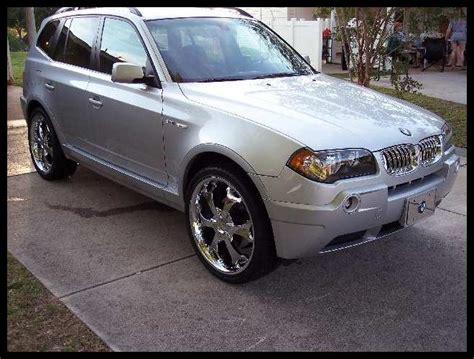 bmw x3 tyre size bmw x3 custom wheels 22x et tire size r22 x et