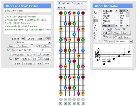 guitar chord diagram maker guitar chord generator image search results