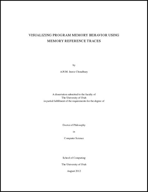 title page for a research paper turabian manual for writers of research papers