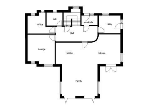 house plans contemporary riverside self build build it