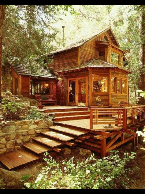 beautiful decks beautiful deck wooden cabins