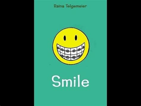 the the smile books smile by raina telgemeier review embarrassing ok