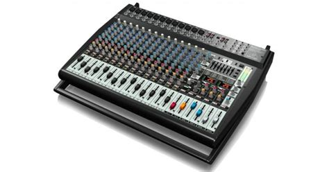 Behringer Pmp 6000 Power Mixer 20 Channel jual behringer europower pmp6000 20 channel powered mixer