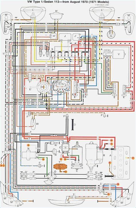 1969 vw bug wiring diagram wiring diagram