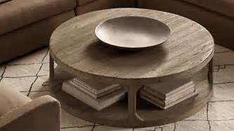 Driftwood Coffee Table by Metropolitan Round Coffee Table Reclaimed Wood Coffee Table