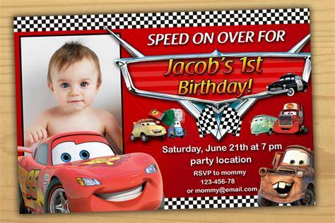 disney cars themed birthday invitations disney cars birthday invitation disney cars invitation cars