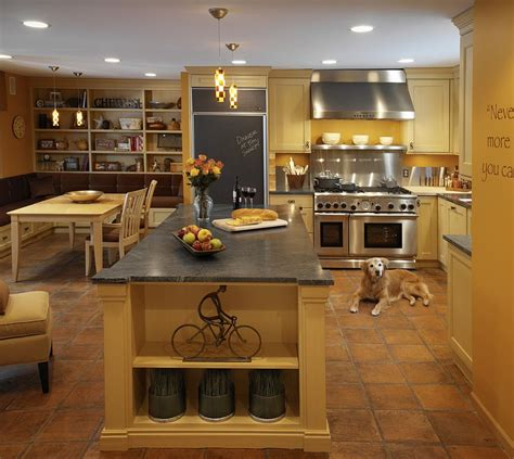 kitchen and floor decor 20 interiors that embrace the warm rustic of