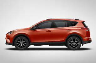 Toyota Rva4 2016 Toyota Rav4 Reviews And Rating Motor Trend