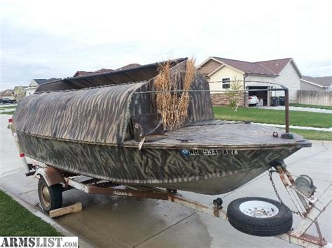 duck hunting boats for sale pin duck boat blind plans image search results on pinterest