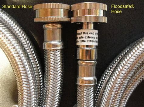 floodsafe washing machine connectors