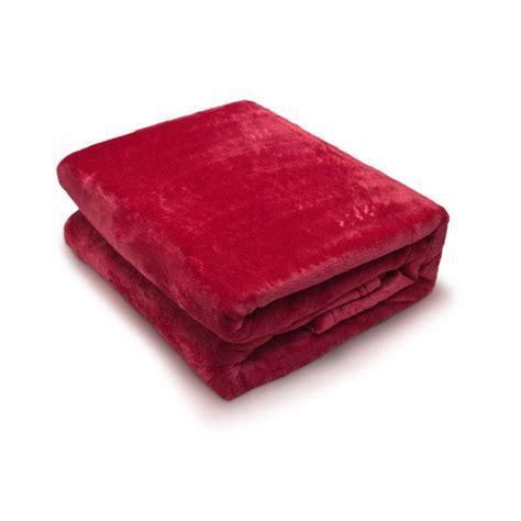 kuscheldecke kaufen personalisierbare hochwertige kuscheldecke rot
