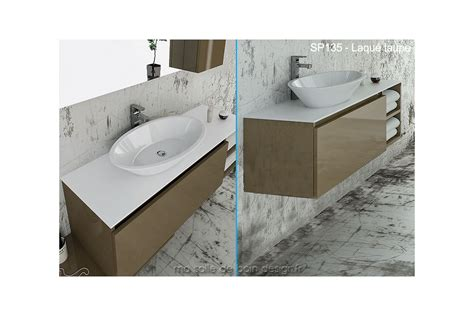 enlever un bidet meuble salle de bain avec vasque pas cher survl