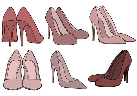 shoes vector free shoes vector free vector stock