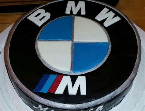 bmw kuchen bmw logo torte