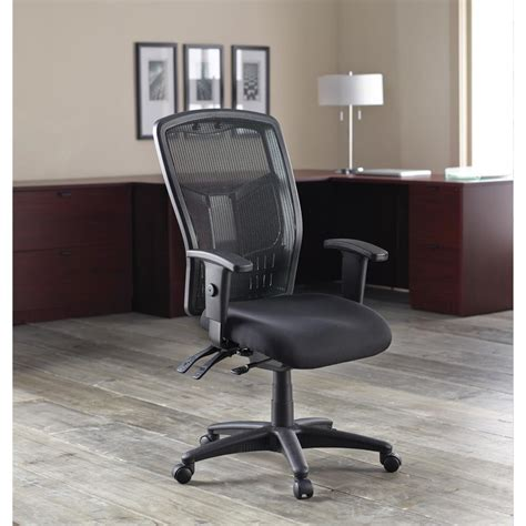 high back mesh chair lorell executive high back chair mesh fabric