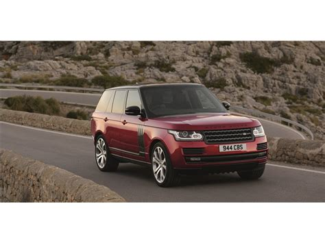 customized range rover 2017 2017 land rover range rover prices reviews and pictures