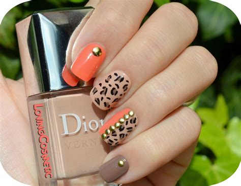uas decoradas 2015 diseos de uas para manos y pies nail art animal print lovingcosmetic