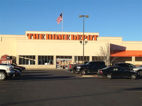 the home depot manhattan ks company profile