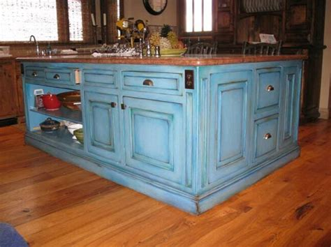 Distressed Painted Kitchen Cabinets Alfa Img Showing Gt Painted And Distressed Kitchen Cupboards