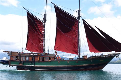 wooden boats for sale indonesia 2013 phinisi schooner sail boat for sale www yachtworld