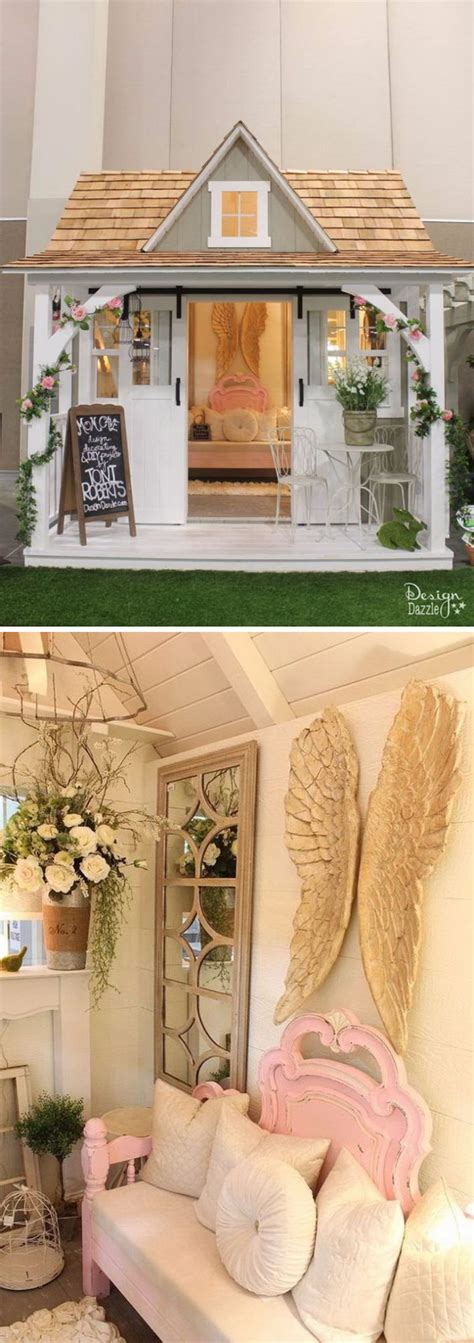 work shed interior ideas amazing she shed ideas hative
