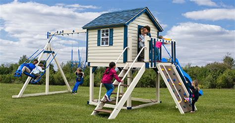 swing sets lancaster pa lancaster swingsets custom amish playsets