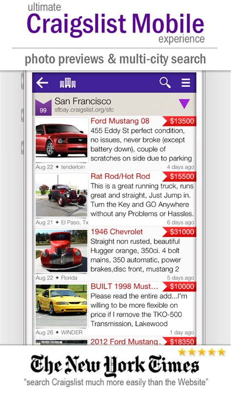 free craigslist app for android cpro craigslist mobile client android apps on play