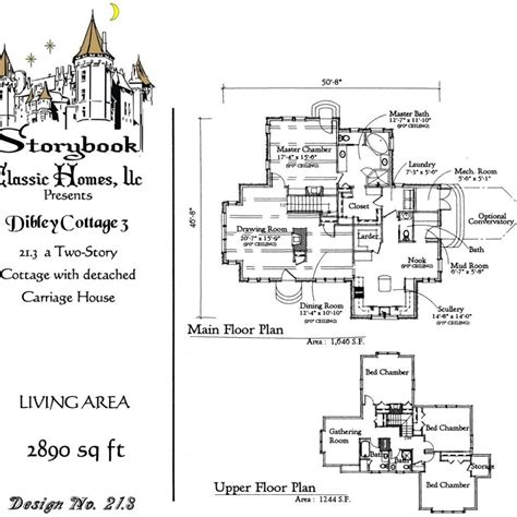 storybook cottage house plans fairy tale house plans designs