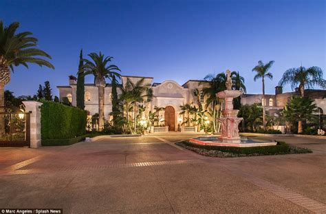 Chandelier Bob Palazzo Di Amore In Beverly Hills Goes On The Market For