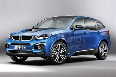 bmw i5 gets rendered once again