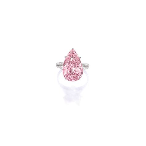 Pink Diamon Crop millions of dollars in color diamonds at auction in
