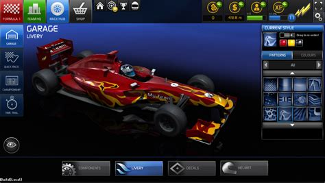 build your online f1 online the game 183 f1 fanatic