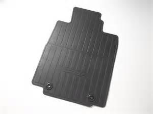 Honda Cr V Rubber Floor Mats Cr V Accessories Hornsby Honda