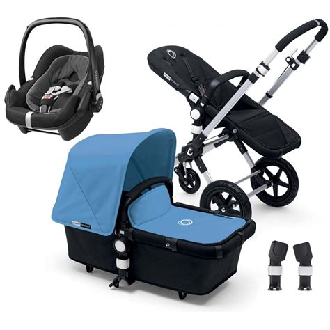 bugaboo cameleon 3 gestell bugaboo cameleon 3 with cabriofix footmuff and adapters