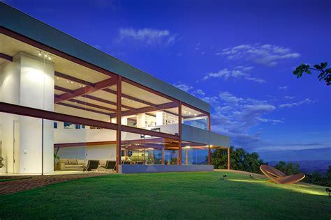 nova lima house  story house design  denise macedo arquitetos associados hupehome