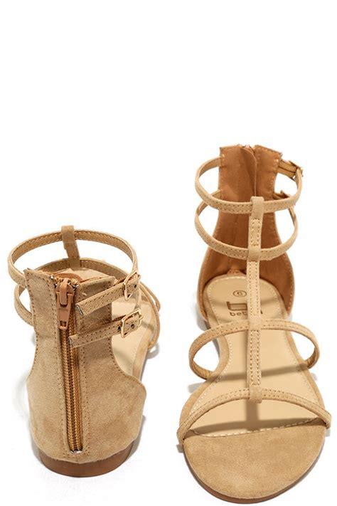 camel gladiator sandals cool camel sandals gladiator sandals flat sandals 22 00