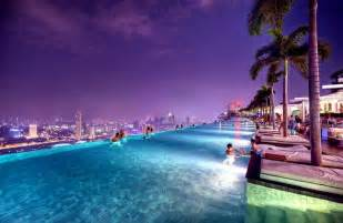 Infinity Pool Singapore Singapore Infinity Pool Travel Want
