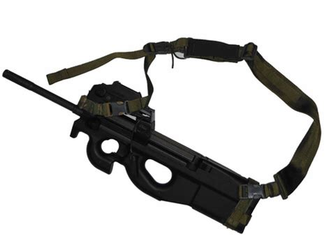 single/two point sling for the hta 90/22 bullpup stock