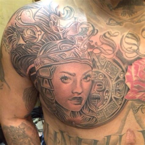 aztec princess tattoos mayan warrior princess www imgkid the image kid