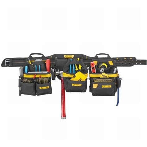 Tool Belt Holder Carpenter Work Apron Electricians Tools Pocket Storag electrician tool belt ate deluxe canvas mechanic portable waist bag tool belt pocket pouch