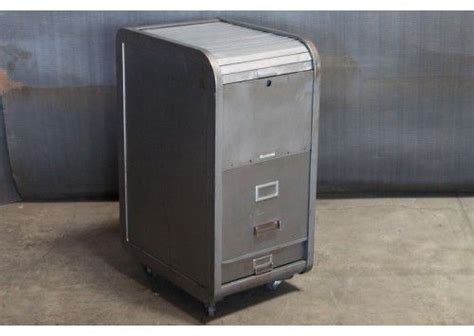 roll top storage cabinet roll top file 2 file cabinet 600 storage