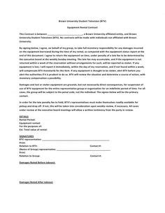 salon booth station rental lease agreement template