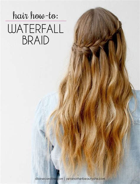 show a picture of pigtail braids wrestling guide best 25 waterfall braids ideas on pinterest waterfall