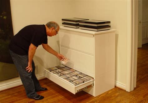 Can Am Cabinets by Can Am Vinyl Lp Storage Cabinet