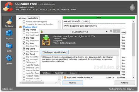 ccleaner enhancer ccenhancer booste ccleaner portail francophone d