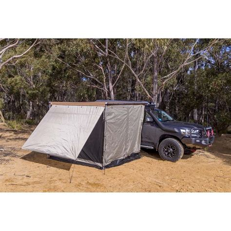 arb awning walls arb deluxe 2500 x 2500 awning room with floor